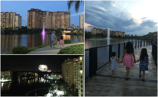Outdoor adventures on family vacation at bonnet Wyndham Resort