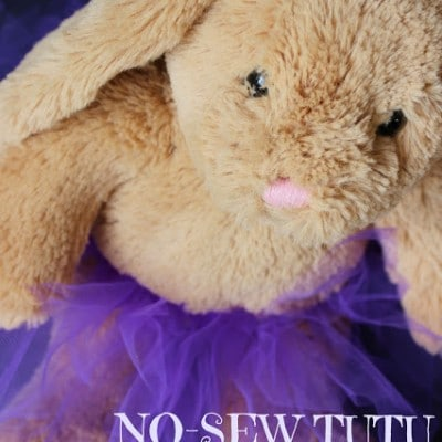 101 Kids Activities Book Review | No-Sew Tutu