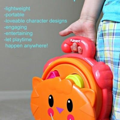 New line of PLAYSKOOL toys!!!