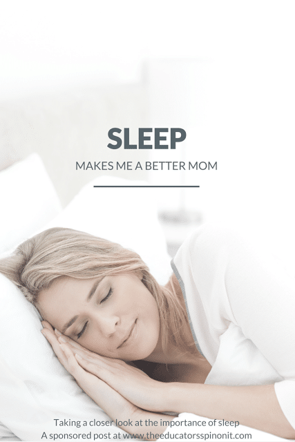 Are you getting enough sleep? A full night, unniterupted sleep has many benefits. Join in as we take a closer look at our sleeping habits and how it affects how we parent.