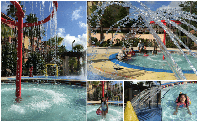Splash park at bonnet creek resort by wyndham