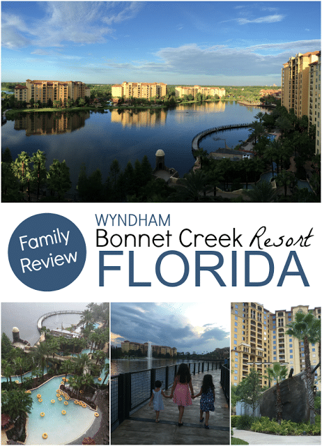 Family Review of Wyndham Bonnet Creek Resort by Kim Vij