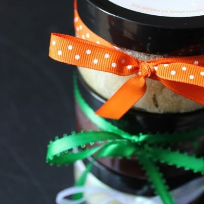 Mommy and Me Sugar Scrub Making Party : A Great Homemade Gift Idea