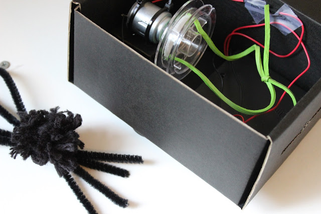 The Halloween Tinker Crate is a little more complicated than most. Be forwarned.