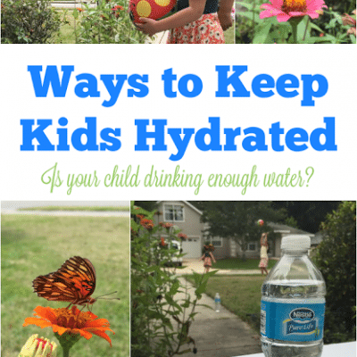 Ways to Keep Kids Hydrated: The Ripple Effect with Nestle Pure Life