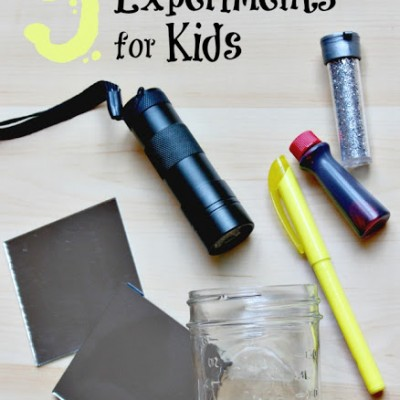 5 Cool Science Experiments for Kids