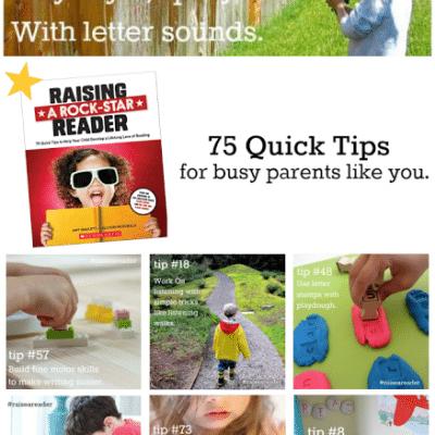 8 Tips for Raising a Rock-Star Reader