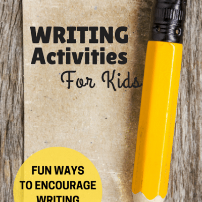 Supporting Writing At Home as a Parent