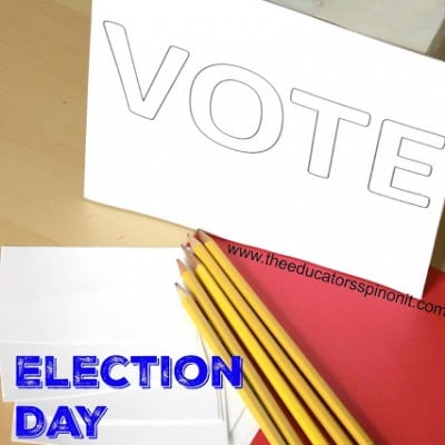 Simple & Fun Election Day Activities for Toddlers