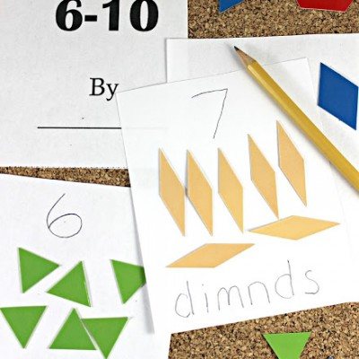 How can I teach numbers 6-10 and Writing?