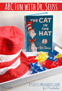 ABC Fun with the Cat in the Hat