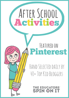After School Activities featured on Pinterest