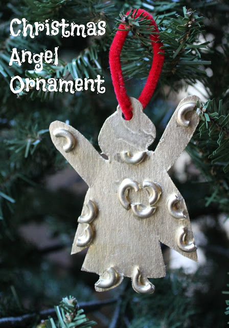 Diy Christmas Angels Ornaments.Classic Christmas Angel Ornament Math Game For Kids The