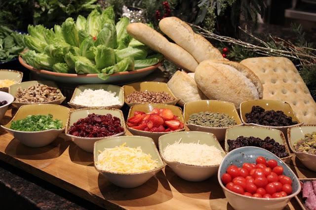 Christmas Salad Bar Ideas The Educators Spin On It