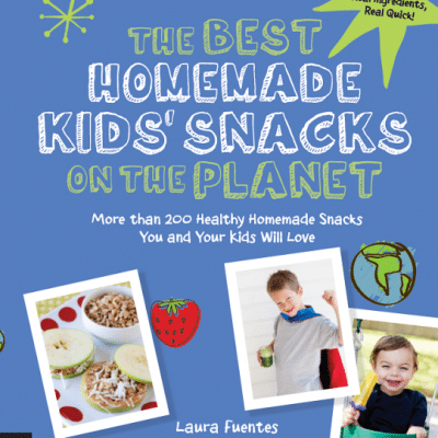 The Best Homemade Kids Snacks on the Planet Review and Giveaway