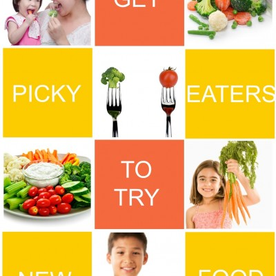 10 Tips for Getting Picky Eaters to Try New Foods