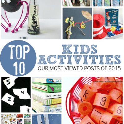 Our Top 10 Most Visited Posts of 2015 on The Educators' Spin On It