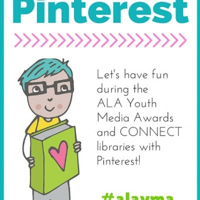 Connecting Libraries On Pinterest During the #alayma