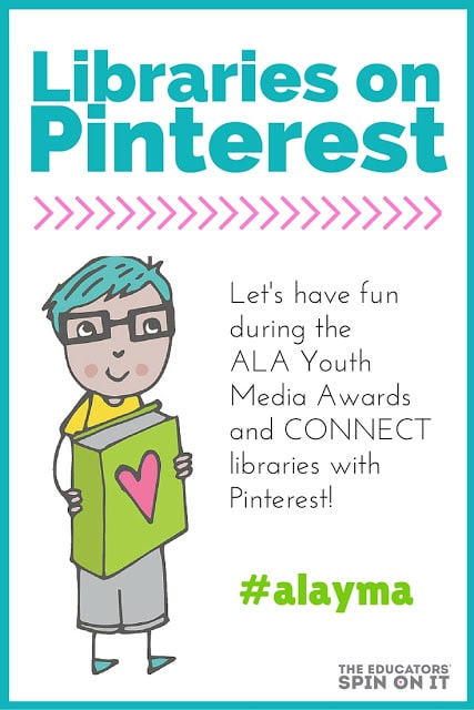 Libraries on Pinterest.  Share your favorite library that uses Pinterest to extend how we use libraries today.