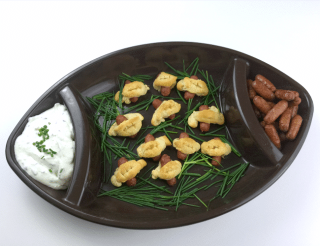 Party Appetizer Recipe with Lit't Smokies for Gametime 8