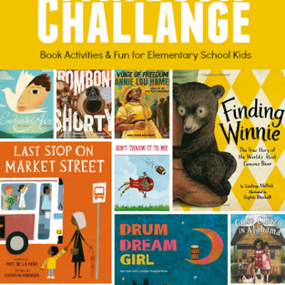 YMA Book Challenge for Elementary School Kids