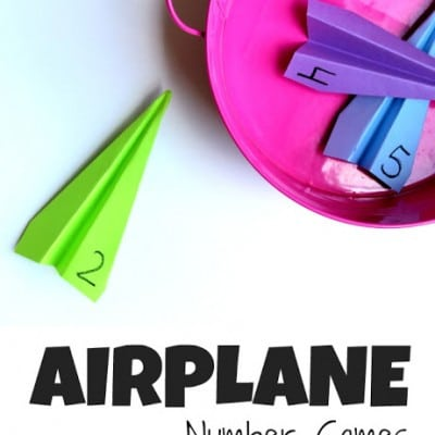 Airplane Number Games