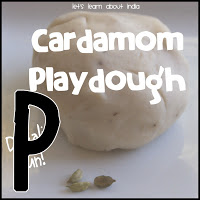 P is for Playdough