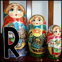 R is for Russian