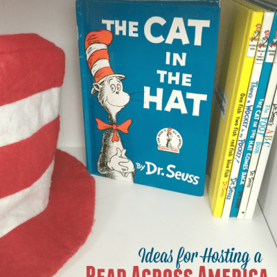 Ideas for Hosting a Dr. Seuss Playdate for Read Across America Day