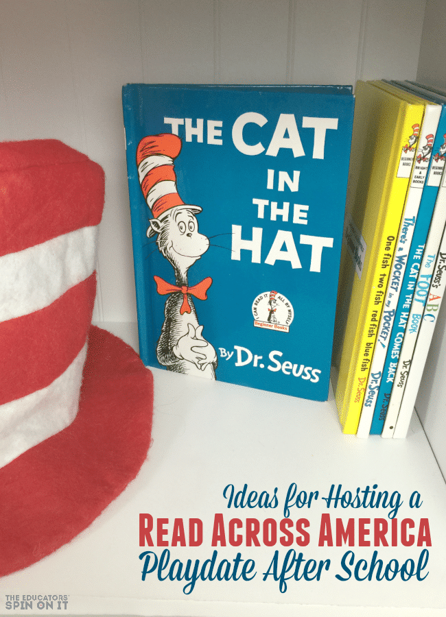 Read Across America Playdate Ideas for After School