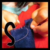 S is for SEW