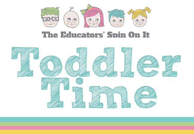 Toddler Time: Learning Activities and Games for Toddlers at home