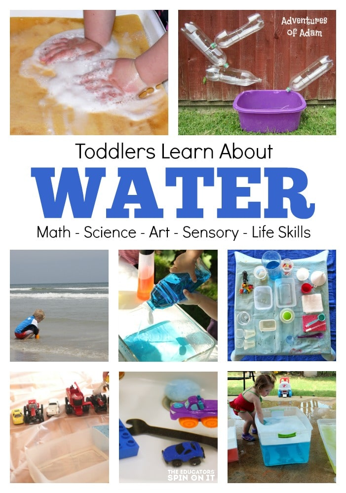 Water Lesson Plans for Toddlers