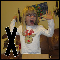 X is for excited
