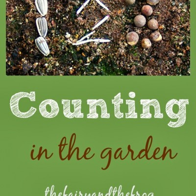 Garden Math: Counting and Number Sense