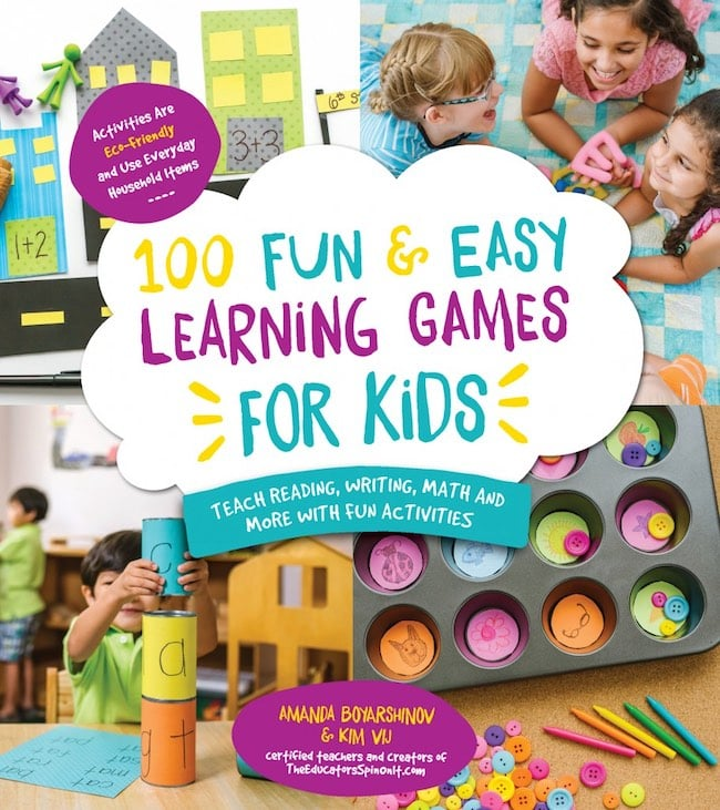 100 fun easy learning games for kids teach reading writing math and - Fun Pictures For Kids