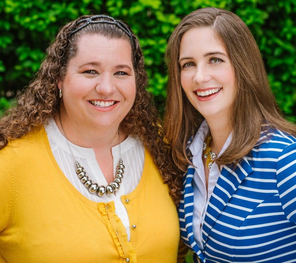 Authors Kim Vij and Amanda Boyarshinov