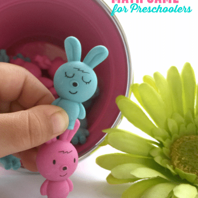 Easter Math Games for Preschoolers