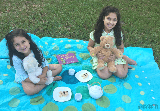 Teddy Bear Picnic with Siblings
