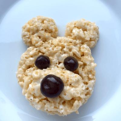 Teddy Bear Picnic Dessert for Kids to Make