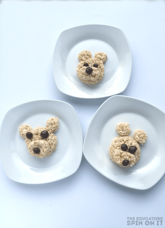 Adorable Teddy Bear Picnic Dessert that the kids can make!