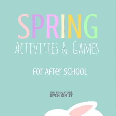 March After School Activities for Kids