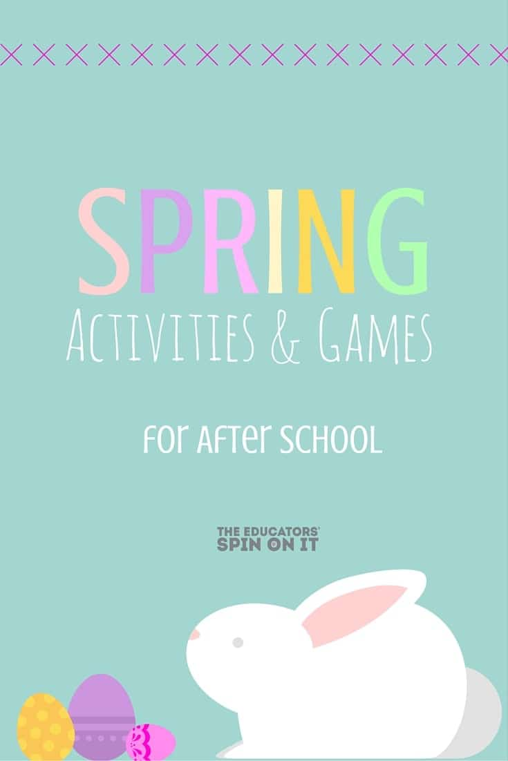 March Activities and Learning Games for Kids