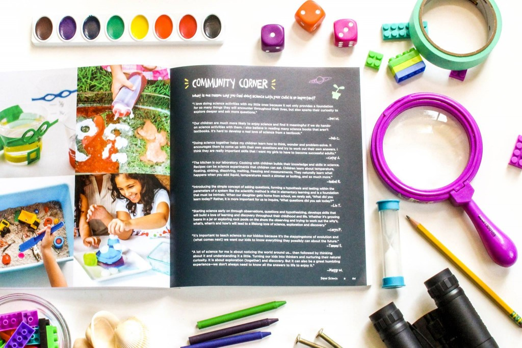Community Corner feature in 100 Fun and Easy Learning Games for Kids