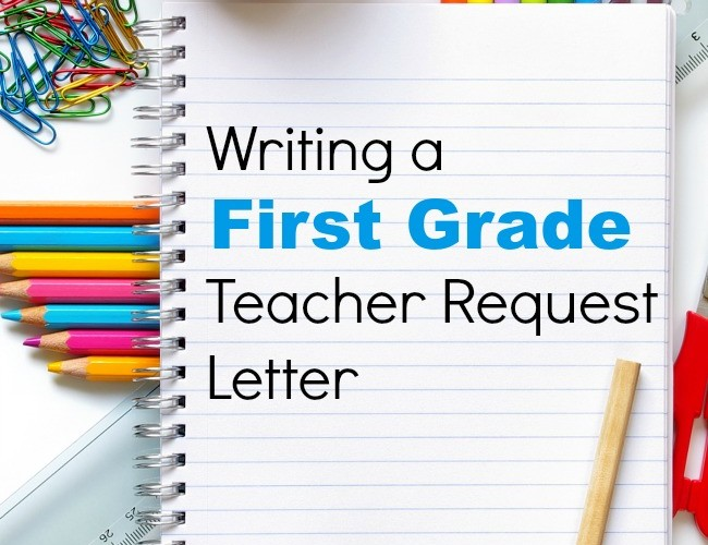 Write a first grade teacher request letter this year to give your child the extra boost into getting their best match classroom to learn and grow.