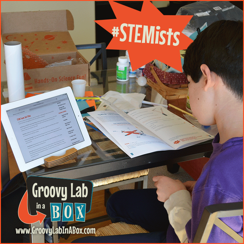 "STEMists do the ""E"" in STEM - Engineering Design Process for little engineers. Ages 8+"