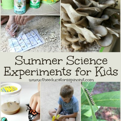 Best Summer Science Experiments for Kids