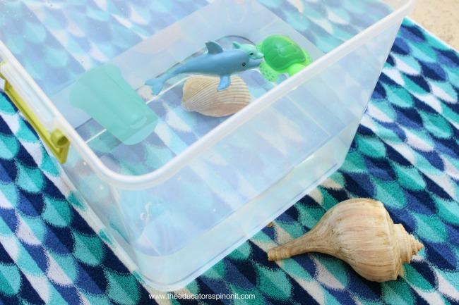 Ocean Sensory Tub