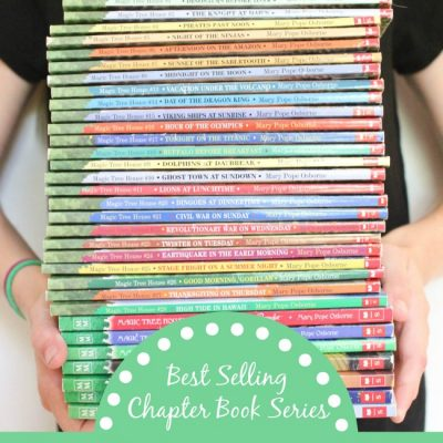 Travel Through Time with the Popular Magic Tree House Chapter Book Series
