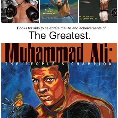 Muhammad Ali Books for Kids
